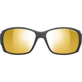 Julbo Montebianco Reactiv Performance Okulary przeciwsłoneczne, black/blue